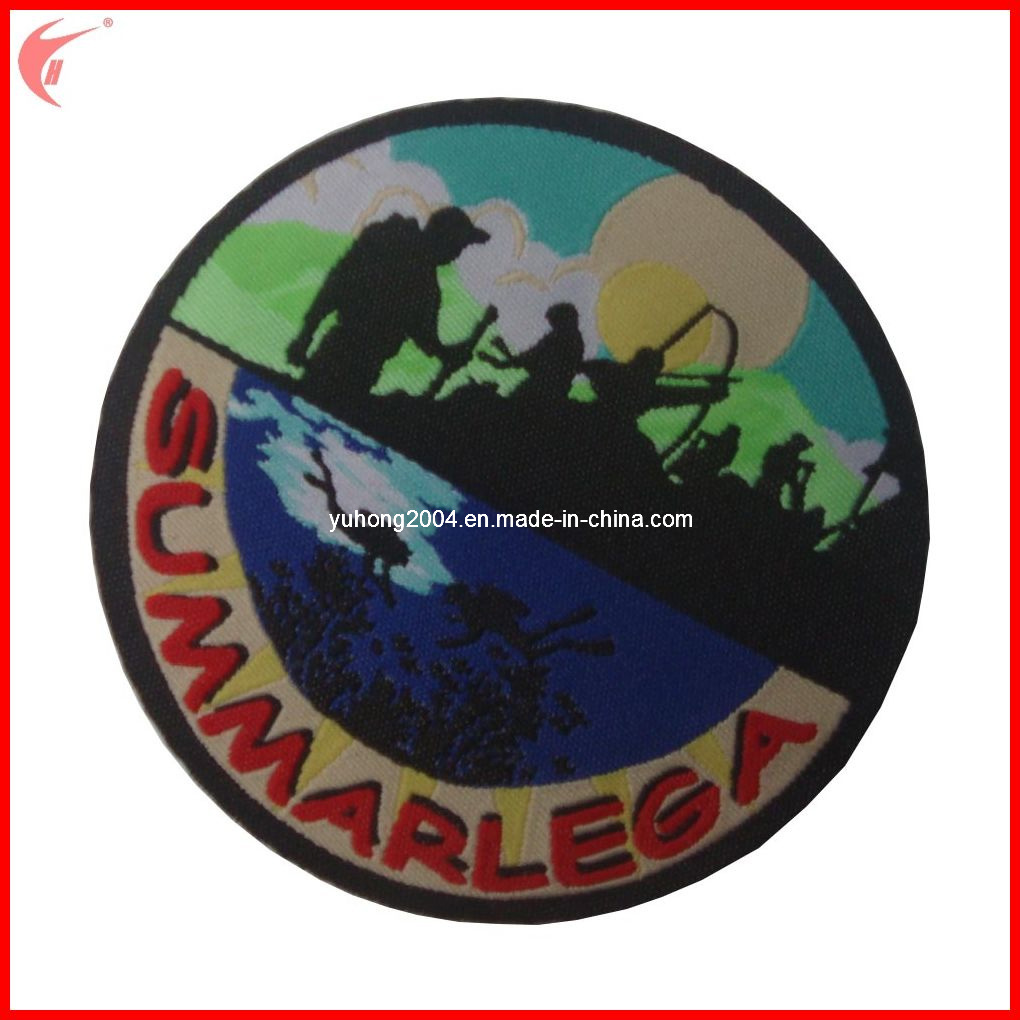2013 Fashion Custom Embroidery Patches