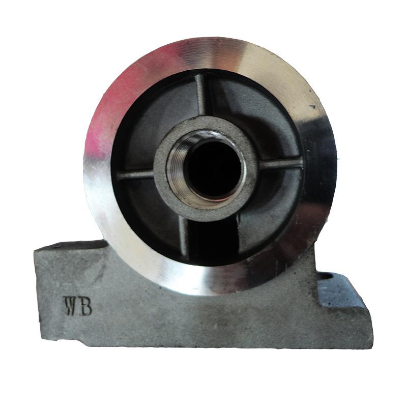 China OEM Custom Gravity Casting Aluminum Parts with Ts 16949