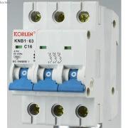 High Quality Knb1-63-2007 (DZ47-63) Mini Circuit Breaker
