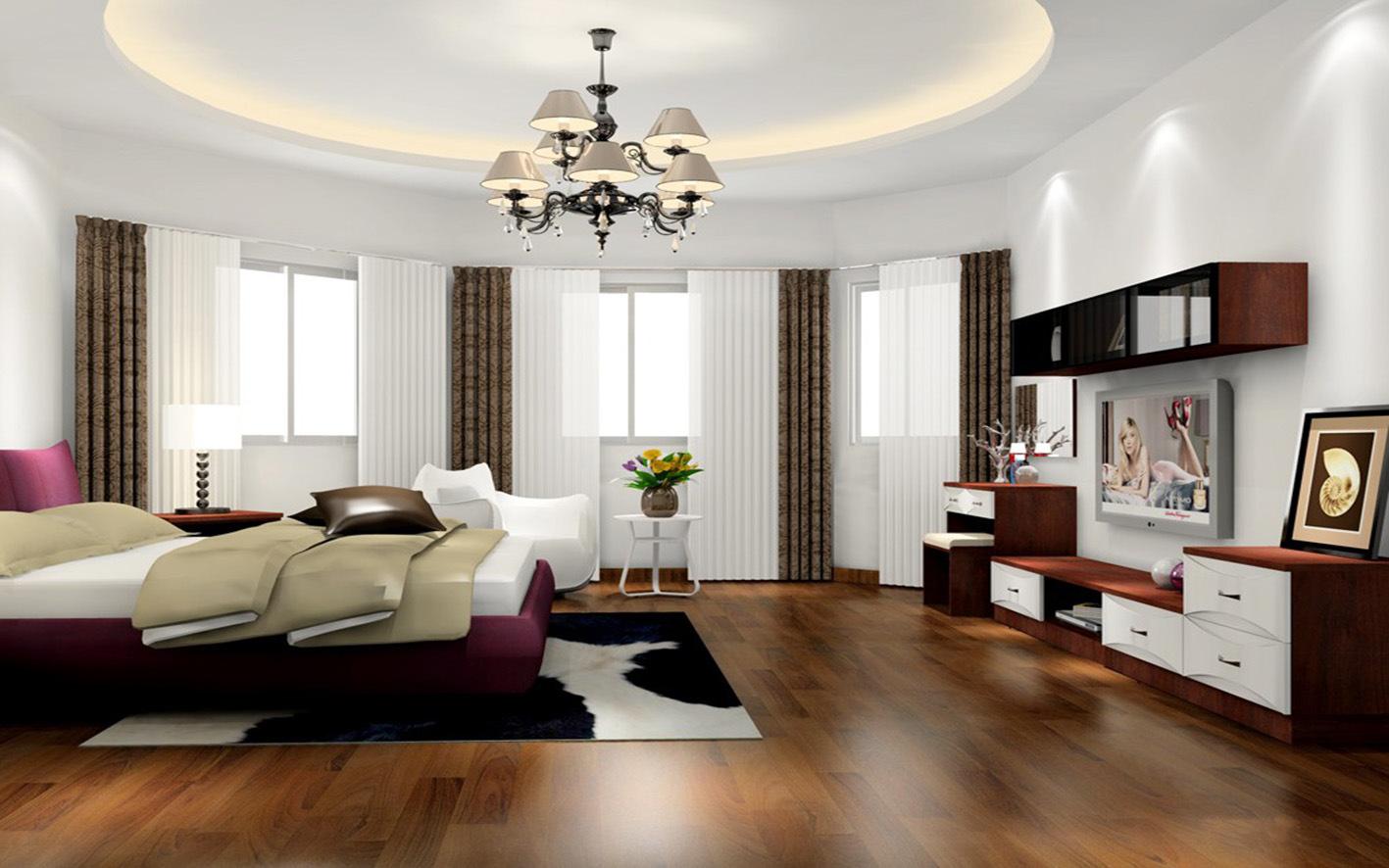 Modern Plywood Wardrobe Design (zy-039)