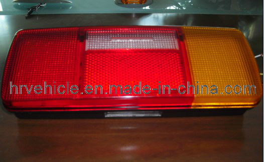 LED Combination Lamp with License Plate for Truck/Trailer