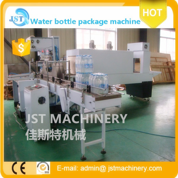 Semi-Automatic PE Film Shrink Wrapping Packing Machine