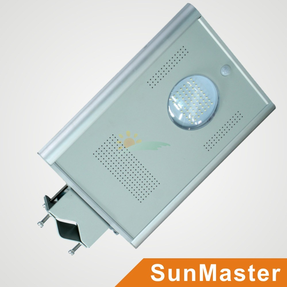 20W All in One LED Solar Street Light