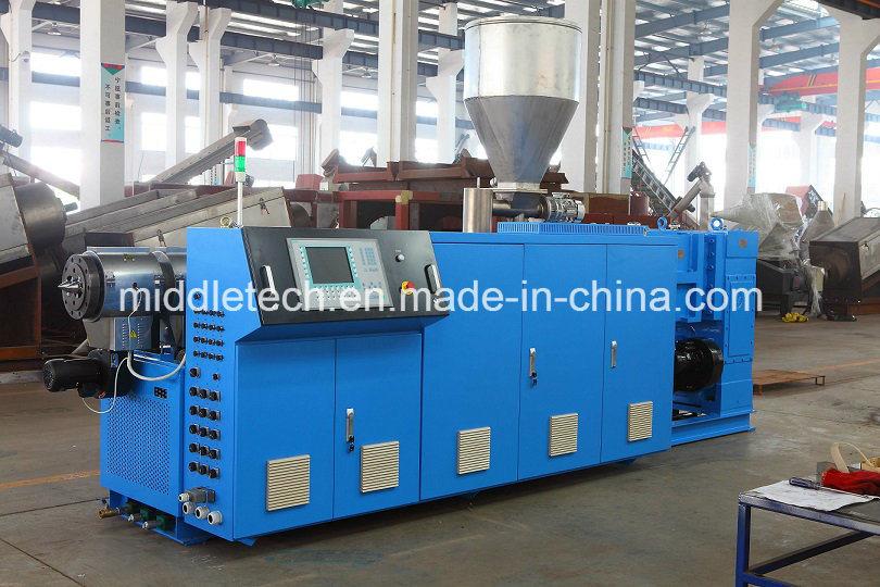 High Speed PE/HDPE/PPR/LDPE Pipe Making Machine