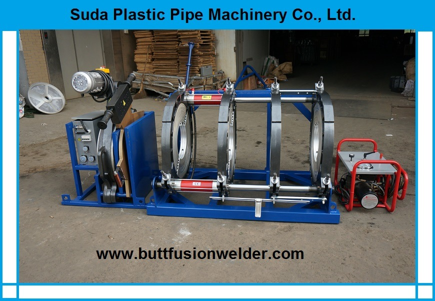 Sud450h HDPE Butt Fusion Welding Machine