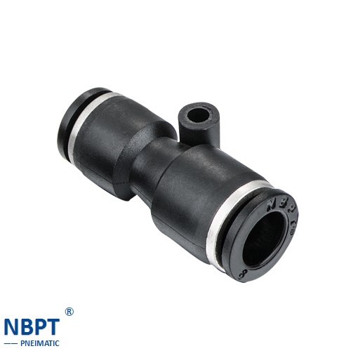 Plastic Quick Connect Pneumatic Fittings/Pug
