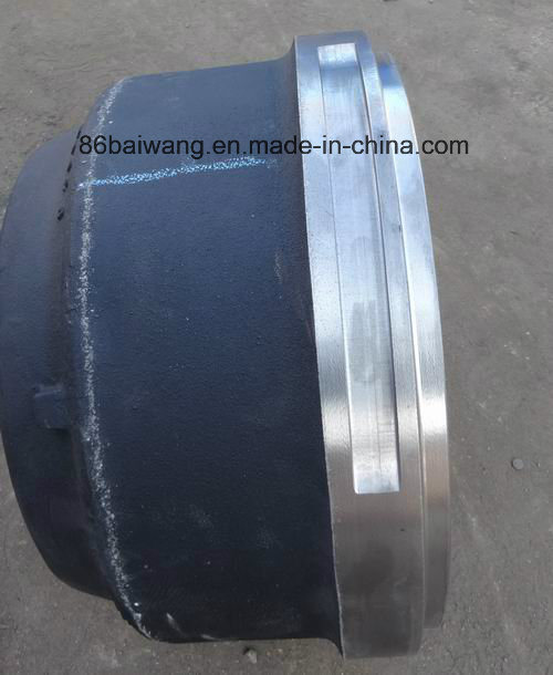 Semi-Trailer Brake Drums 1599014 for Volvo