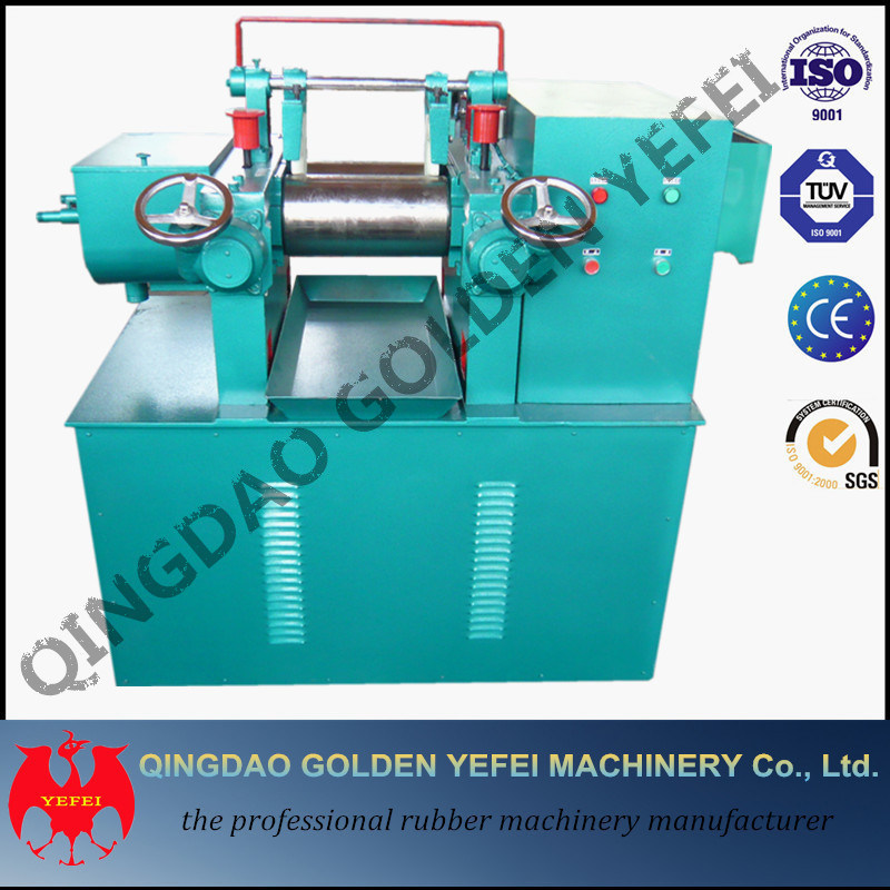 Xk-360 Rubber Open Mixing Mill