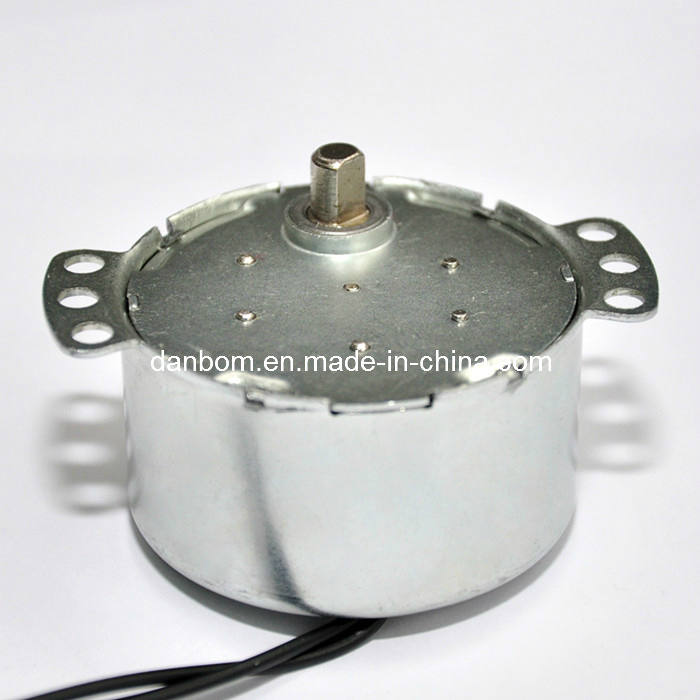 AC Synchronous Gear Egg Incubator Motor with 1/240 Rpm