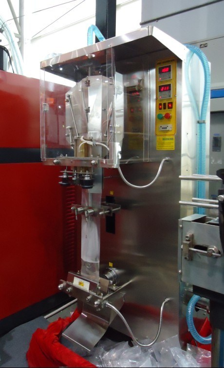 Sachet Water Filling Machine (AS-1000)
