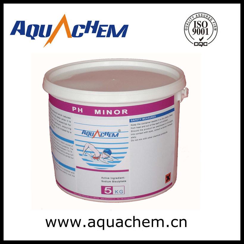 Sodium Bisulphate (pH reducer) , pH Minus