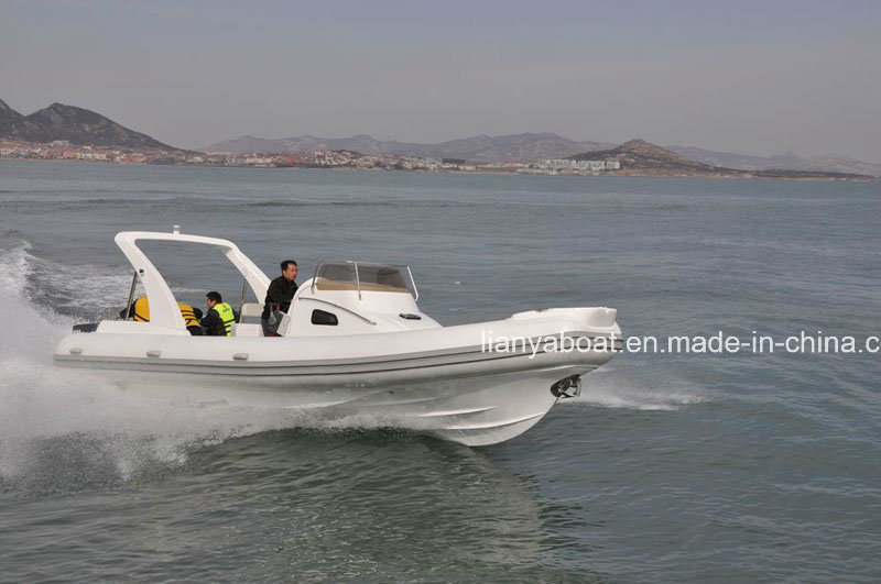 Liya 8-27feet China Inflatable Boat Manufacturer Rib Boat for Sale