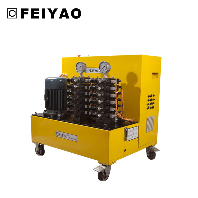 (FY-EP) PLC Synchronous Lifting System