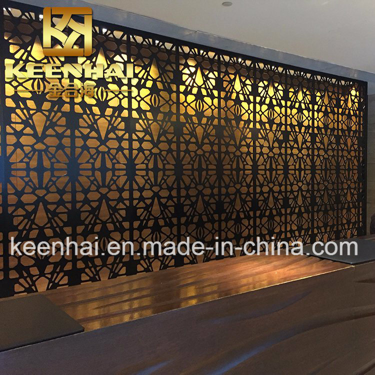 Outdoor Decorative Metal Mashrabiya Panel