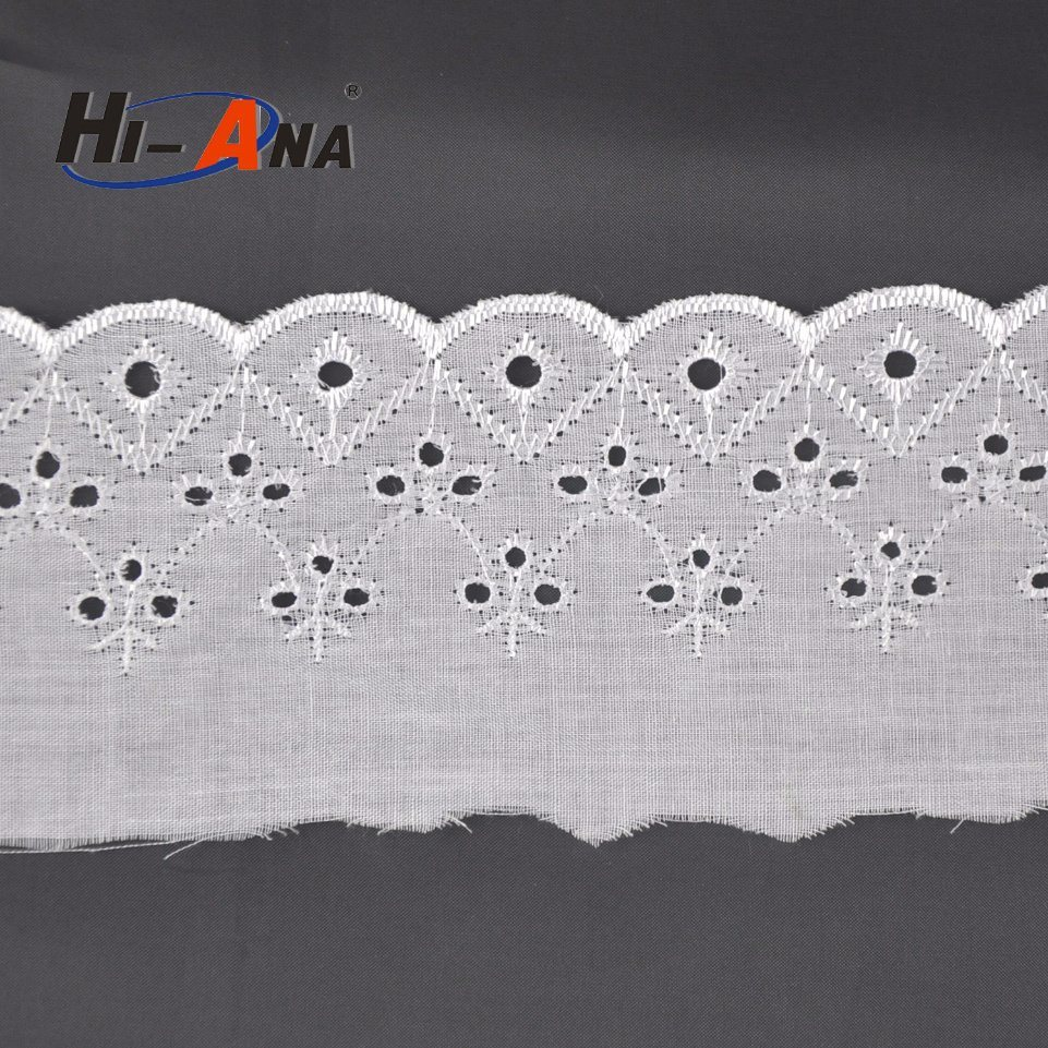 One to One Order Following Good Price Tc Lace