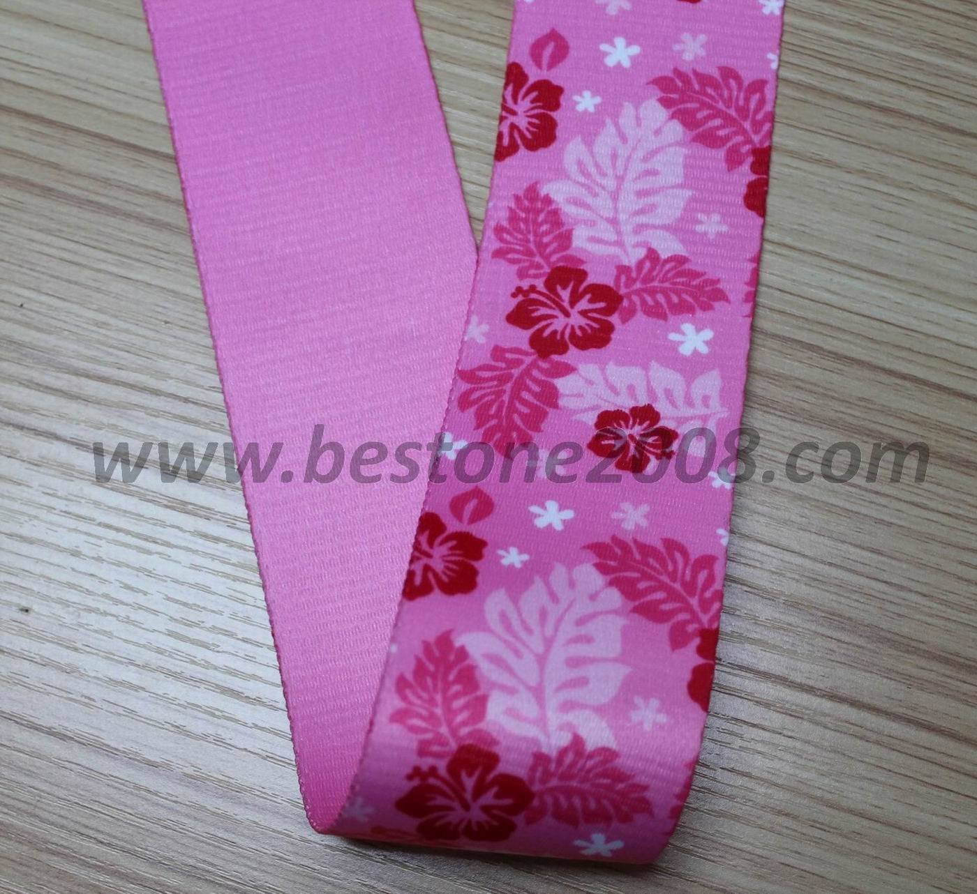 Factory High Quality Printing Webbing for Garment #1312-3