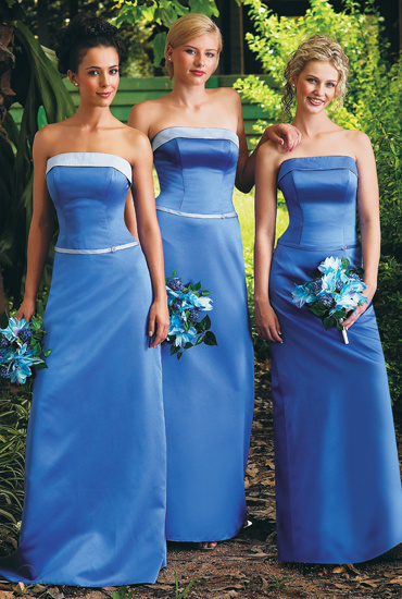 2010 Bridesmaid Dresses