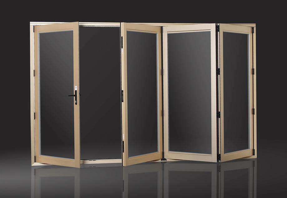 Aluminium Doors Product : China aluminium bi folding door photos pictures made