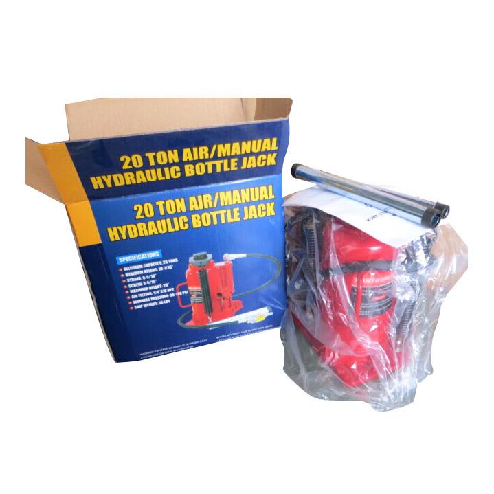 20ton Air Hydraulic Bottle Jack / Pneumatic Jack