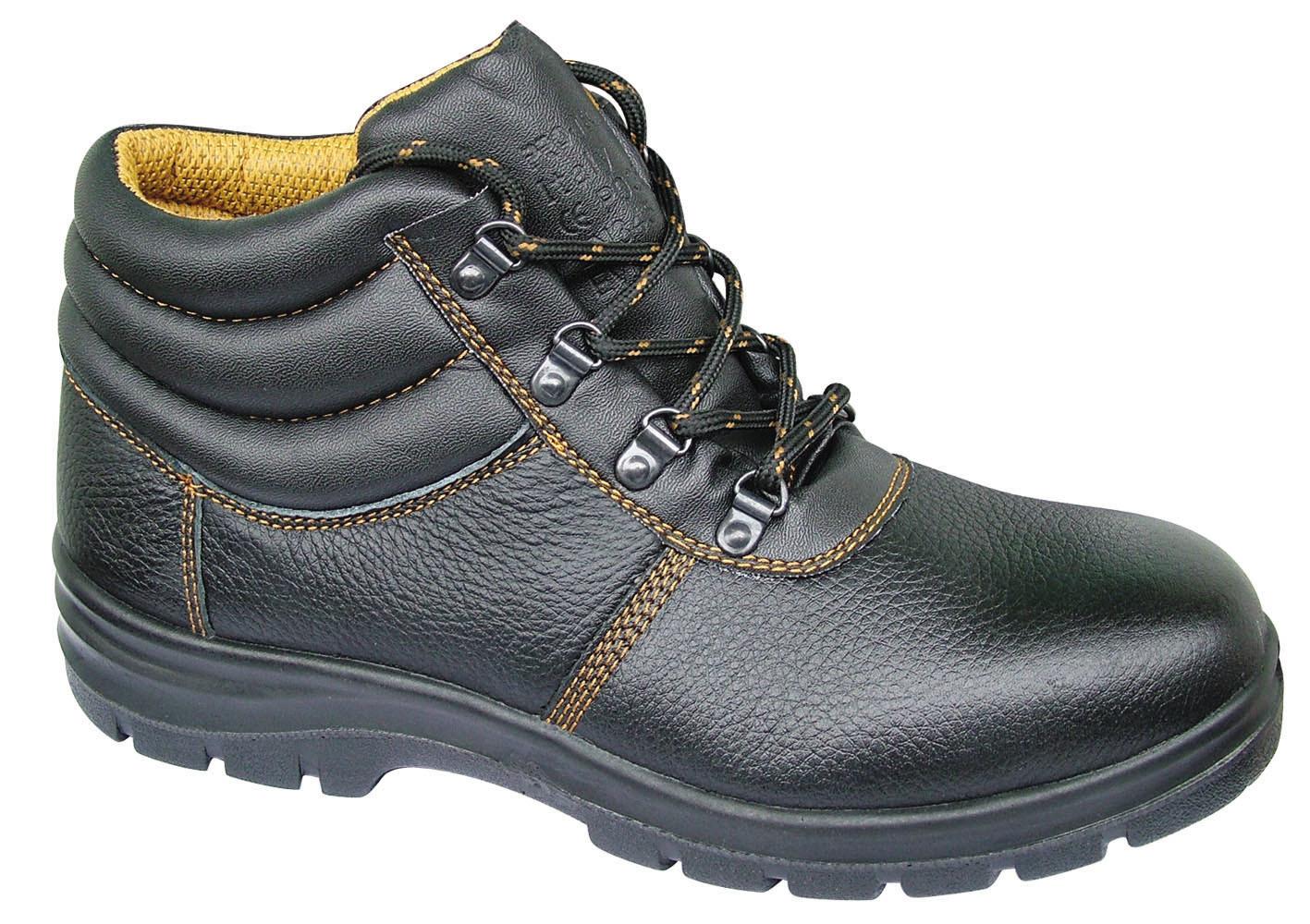 China Split Leather Safety Shoes (C9965) - China Safety ...