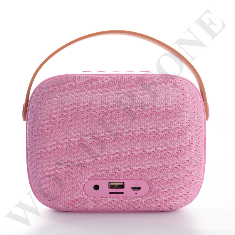 New Popular Design Bag Style for High Tone Bluetooth Speaker