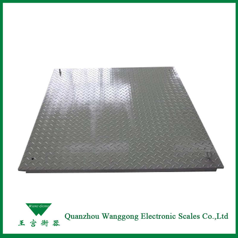 Economic Floor Scales for Industrial Application