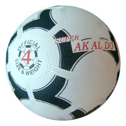 soccer ball. Rubber Soccer Ball (0104001)