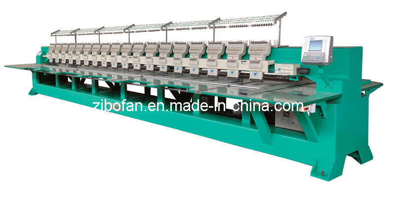 Embroidery Machine with ISO 9001: 2000 & CE Certificate (BF-918)