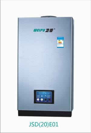 China Wall Mounted And Tankless Gas Water Heater China