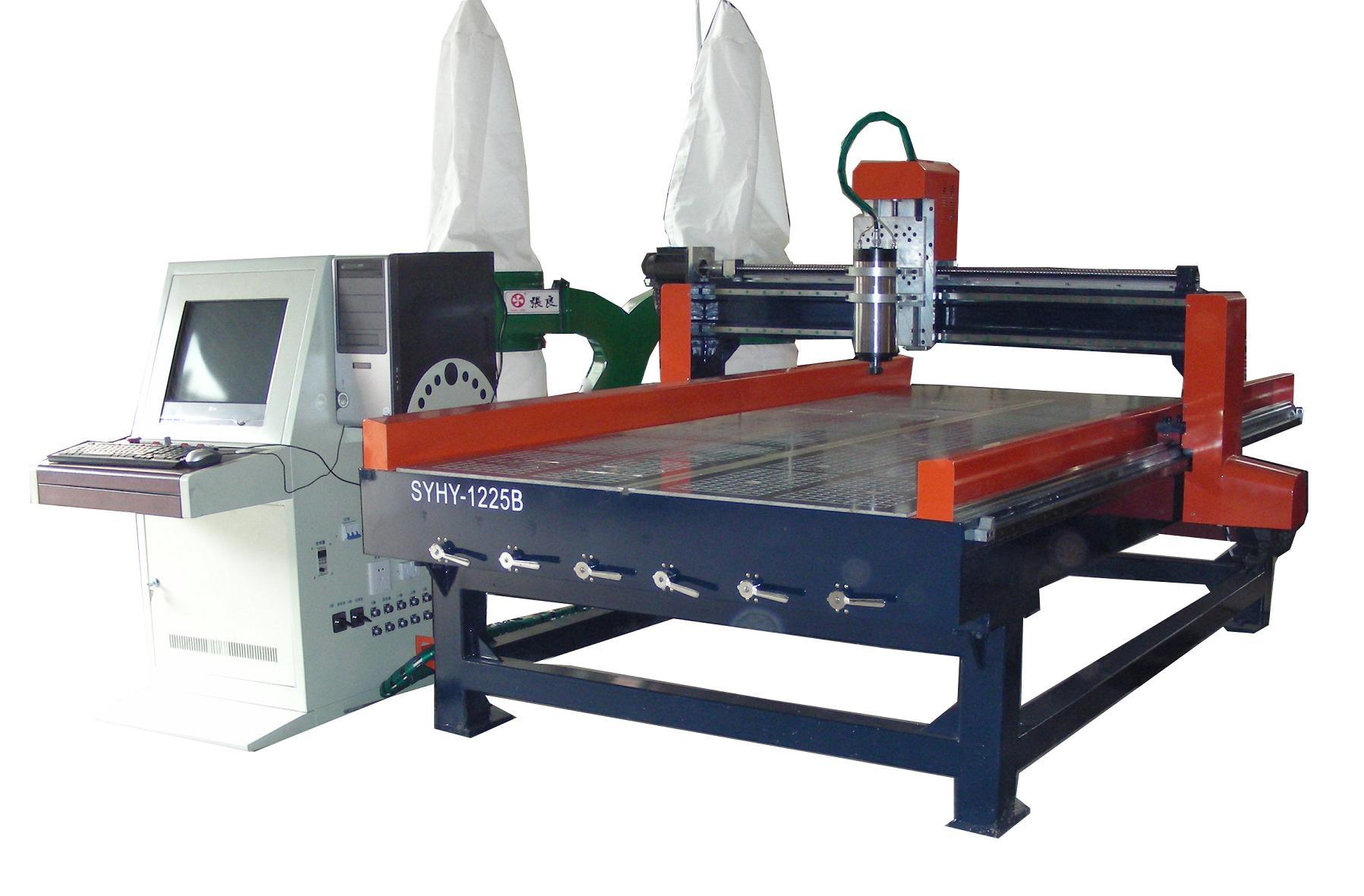 China CNC Woodworking Machinery (SYHY-1225B) - China Woodcarving ...