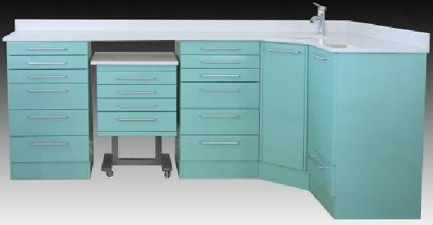 China DC-12 Hot Sale Hospital Furniture Dental Cabinet - China ...