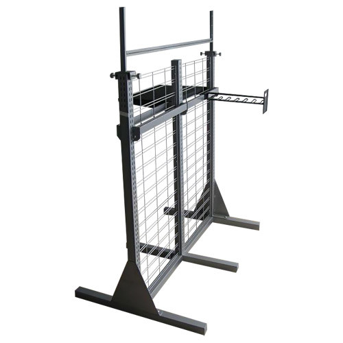 Multifunction Metal Storage Rack with Meshs
