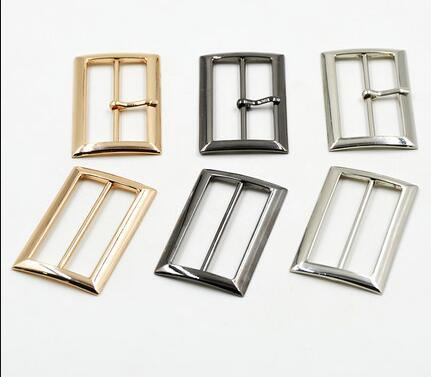 Factory High Quality Eco-Friendly Metal Button Buckle for Apparel and Bags