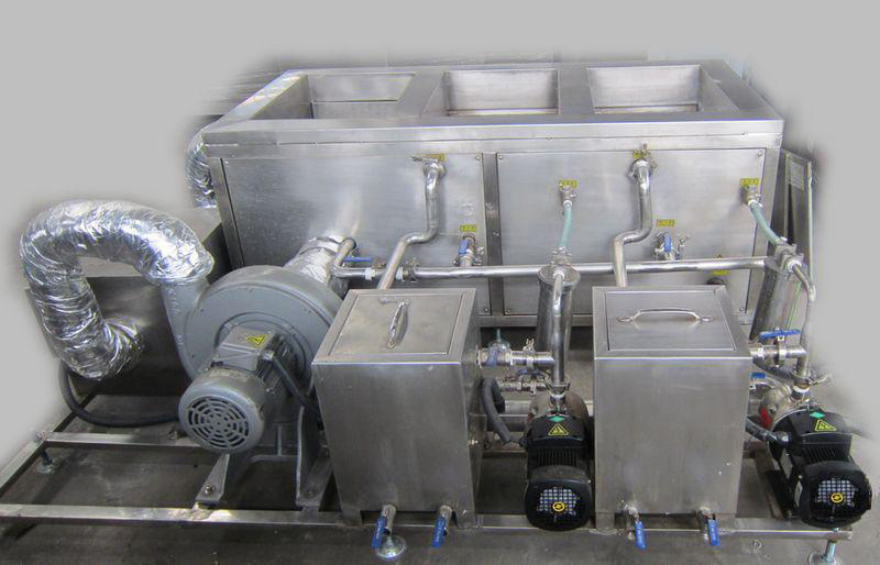Multi-Tanks Ultrasonic Cleaner Machine (BK-3600)