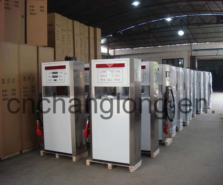 Electric Fuel Dispenser (Single Nozzle with LED Light) (DJY-218A)