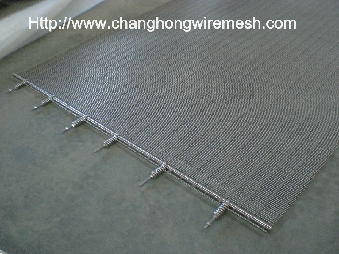 Stainless Steel Wire Mesh Screen Panel for Architectural Decoration