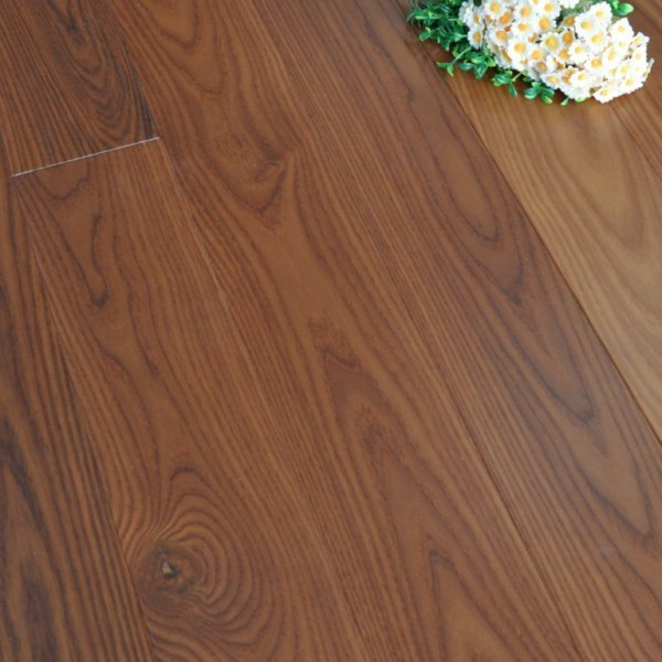 China ash thermowood solid wood flooring china cooked Ash wood flooring