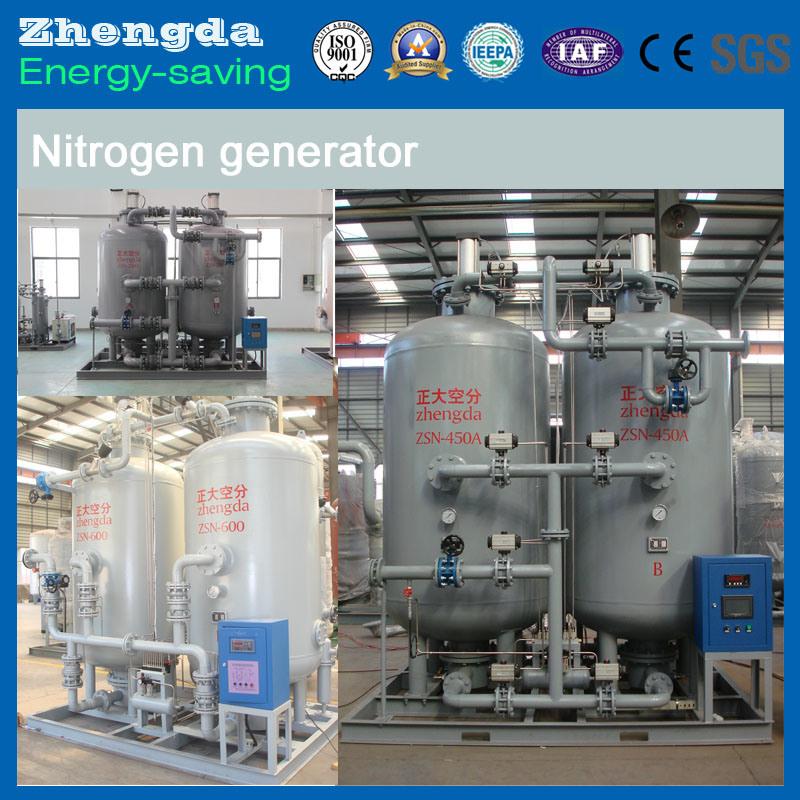 Portable High Pressure Psa Nitrogen Generator Plant for Sale