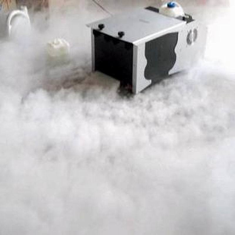 what is a fog machine