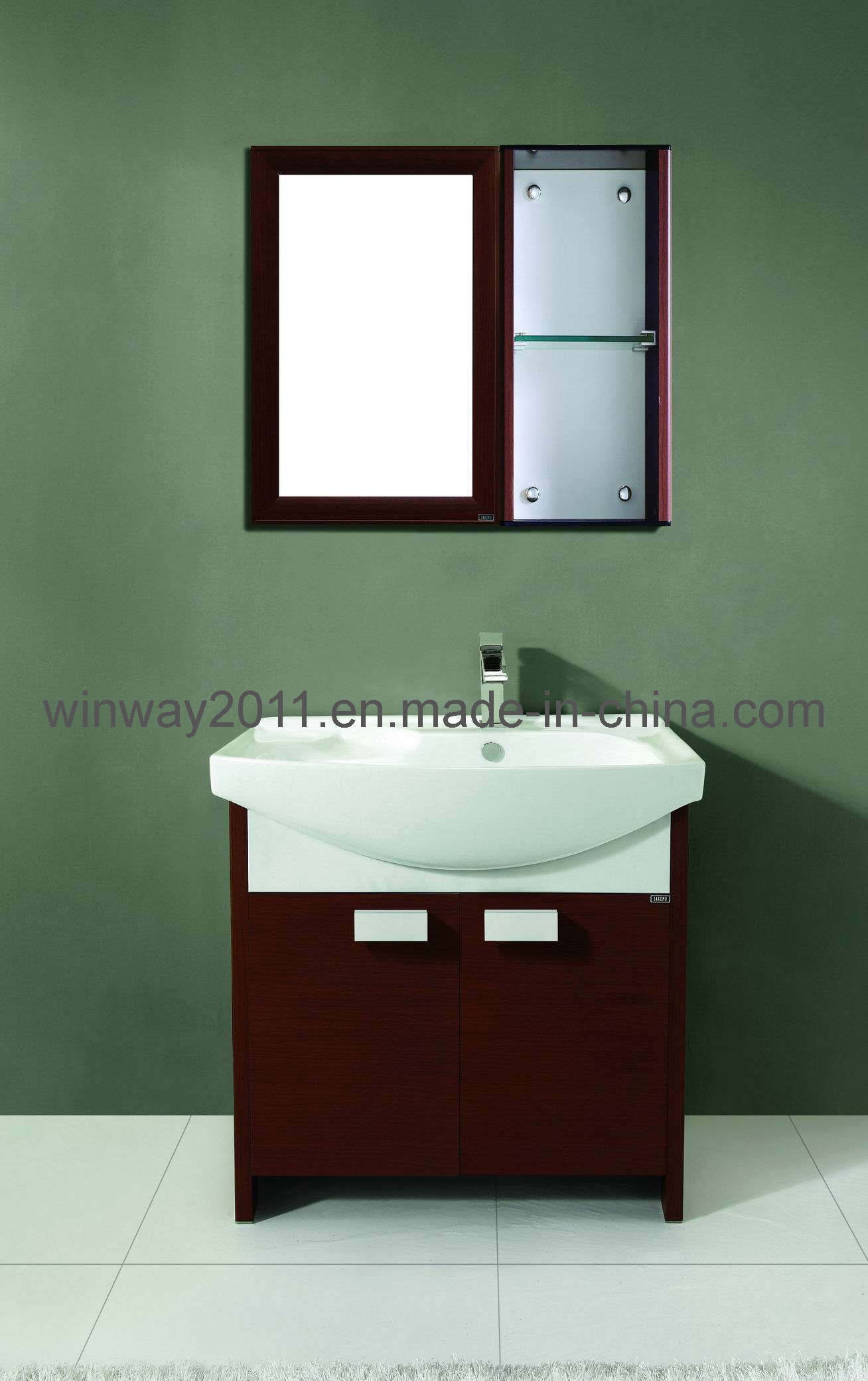 Metal Bathroom Cabinet Vanity Ws 66039 China Stainless Cabinet Bathroom Furniture