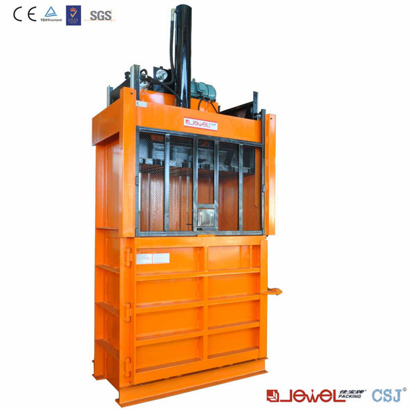 baler cardboard machine