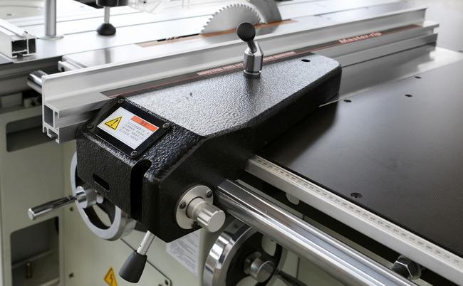 Woodworking Machine C-1600E Precision panel saw