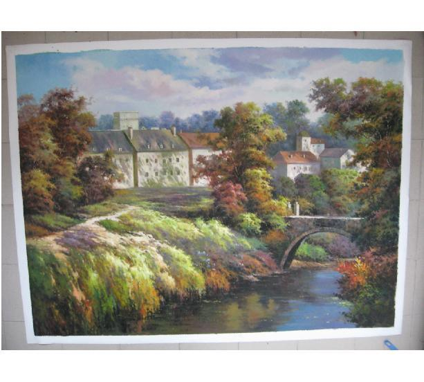Impression Oil Painting, Buy Impression Oil Painting