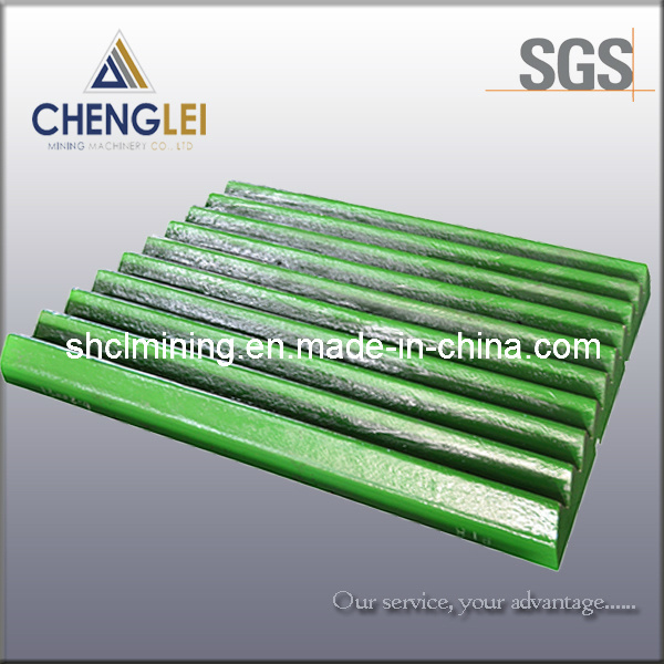 Jaw Plate for Jaw Crusher