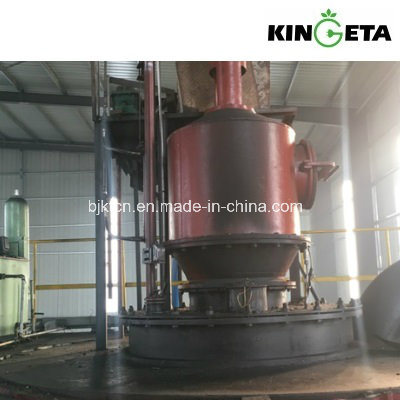 Kingeta One Belt One Road Biomass Pyrolysis Multi-Co-Generation Gasifier