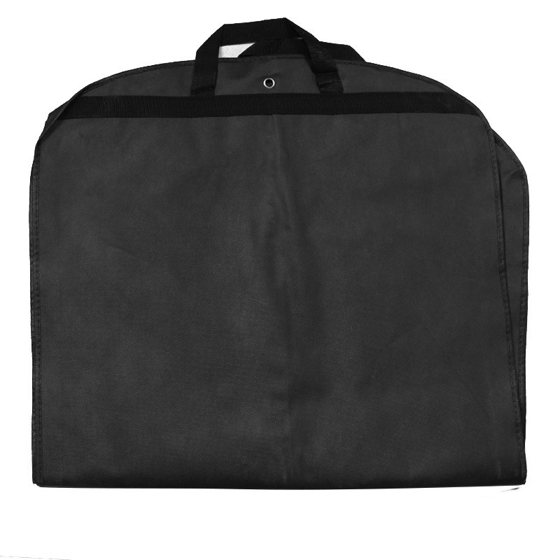 Bespoke Suit Carrier, Clothes Cover, Garment Bag, Made of Non Woven, Polyester, Cotton, PEVA
