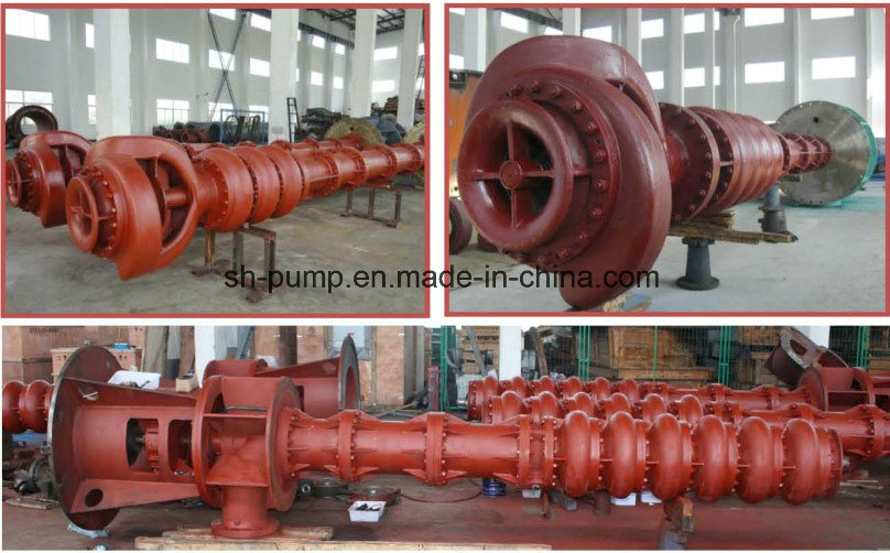 Vertical Multistage Industries Types Pump