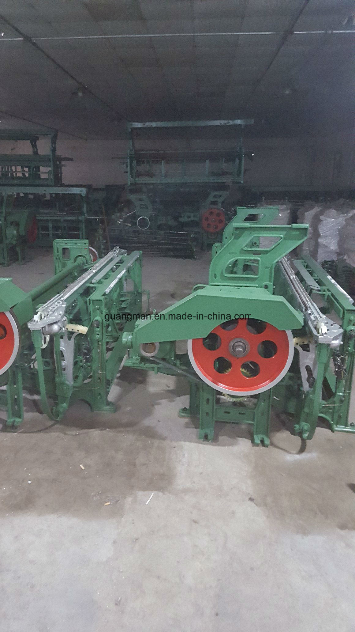 Hyr747-R280t Recondition Rapier Loom