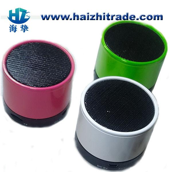 A9 TF Card USB Loud Speaker Portable Mini Bluetooth Speaker