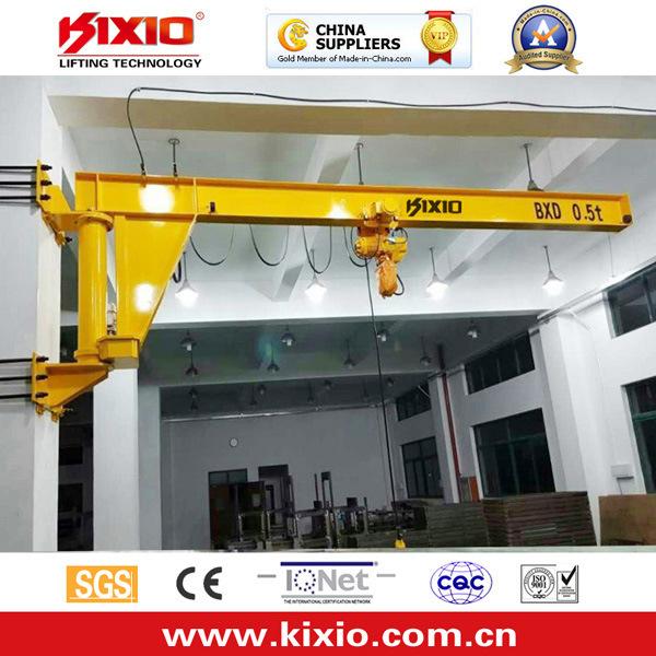 Kixio Brand Small Weight Jib Crane Tower Crane